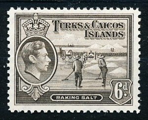 Turks & Caicos Islands #85A Single MNH