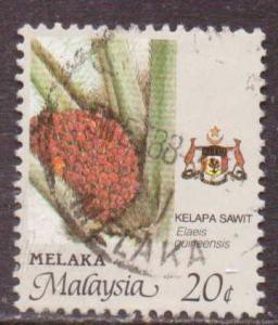 Malaya-Malacca   #93  used  (1986)  c.v. $0.30