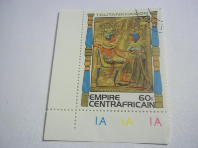 Central African Empire # 350  (Used)/ / CV$.40