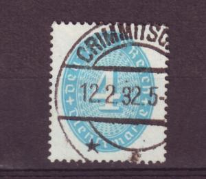 J10668 JL stamps @20%cv 1927-33 germany used #064 official