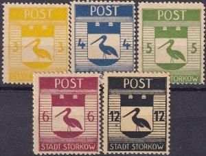 Storkow 1945 Soviet Zone   (Z4694)