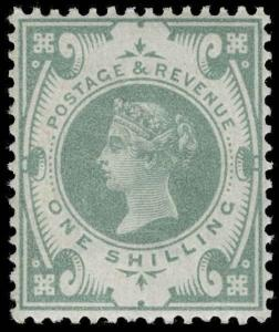 Great Britain Scott 111-126 Gibbons 197-214 Never Hinged Set of Stamps