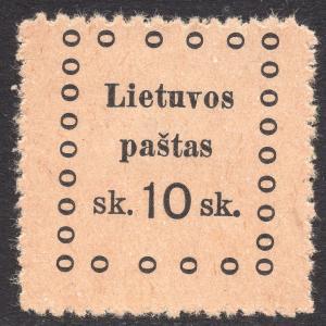 LITHUANIA SCOTT 20