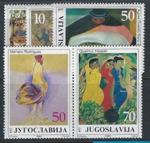 Yugoslavia 1759-1763 (NH)