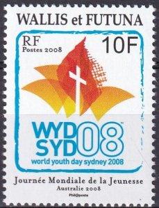 Wallis And Futuna Islands #662 MNH