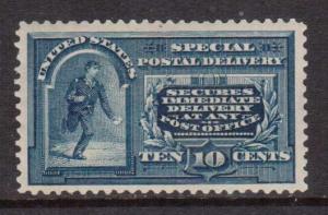 USA #E5 VF Mint
