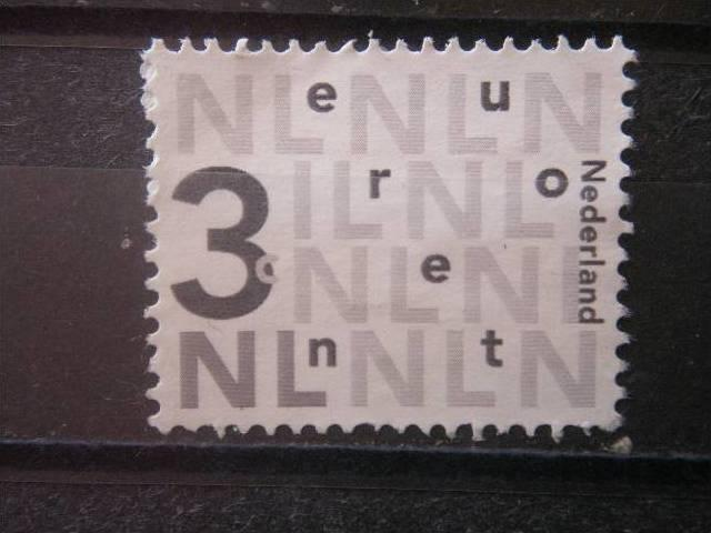NETHERLANDS, 2002, MNH 3c, Scott 1087