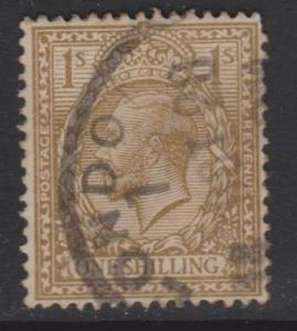 Great Britain KGV Sc#172 Used