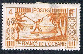 French Polynesia 83 MLH Spear Fishing (BP4610)