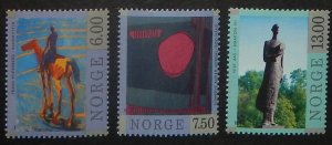 Norway 1198-1200. 1998 Contemporary Art, NH