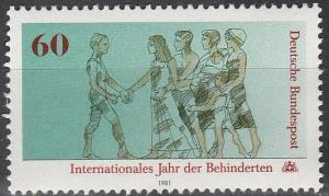 Germany #1342  MNH  (S2532)