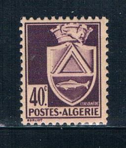 Algeria 138 MNH Constantine COA 1942 (A0311)+