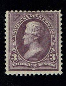 Scott #253 F/VF-OG-LH. SCV - $120.00