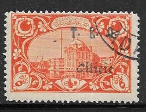 Cilicia #79  5pa orange (U)  CV$4.75