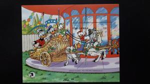 Disney - Gambia 1989. - Circus ** MNH Block/1