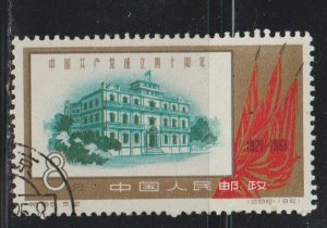 Peoples Republic of China SC  570 Used