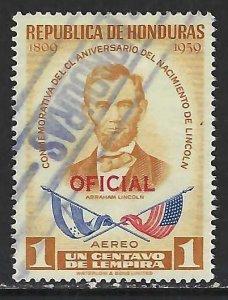Honduras C098 VFU H248-3