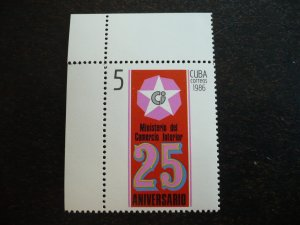 Stamps - Cuba - Scott#2835 - MNH 1 Stamp