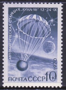 Russia, Sc 3800, MNH, 1970, Moon Mission