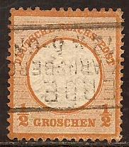 Germany  #  16  used