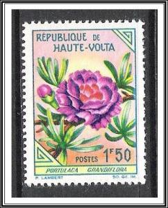 Upper Volta #113 Flowers MH