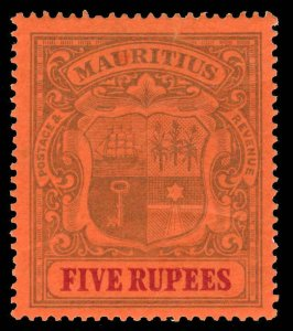 Mauritius Scott 91-126 Gibbons 127-155 Mint Set of Stamps