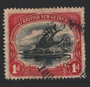 Papua New Guinea Sc#2 Used