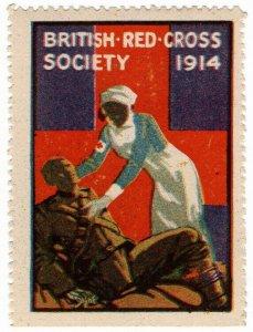 (I.B) Great War Cinderella : British Red Cross Fund