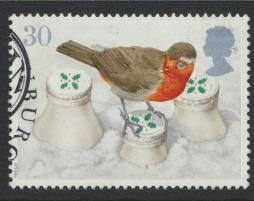 Great Britain SG 1898 Used    Christmas 1995  SC# 1636
