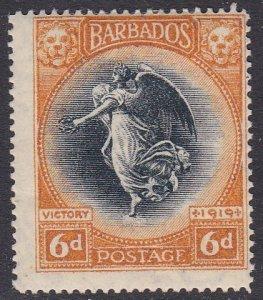Barbados Sc #147 MH; Mi #117
