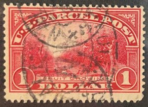 US Stamps #Q12 Used Parcel Post #Q12A146