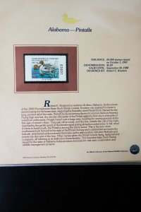 US Mint State Duck Stamp Collection