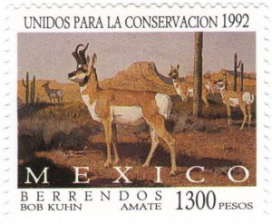 Mexico #1778 MNH - deer (a1351)