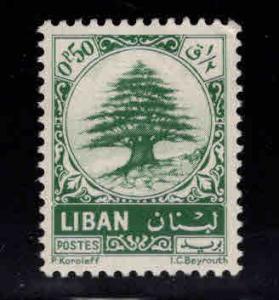 LEBANON Scott 406 MNH** 1964 Cedar of Lebanon stamp