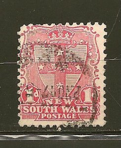 New South Wales 98 Used