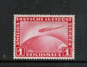 Germany #C35 Very Fine Mint Original Gum Hinged
