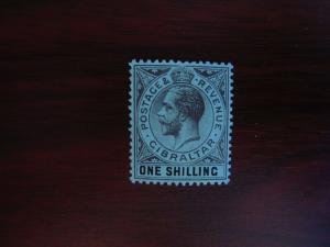 Gibraltar #71 Mint Hinged- (JB6) WDWPhilatelic