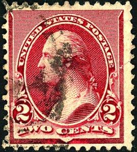 U.S. #219D Used