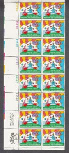 UNITED STATES 1527 PB OF 16 MNH 2019 SCOTT SPECIALIZED CATALOGUE VALUE $4.00