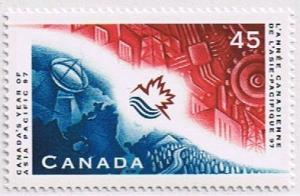 Canada Mint VF-NH #1658 Year of Asia Pacific