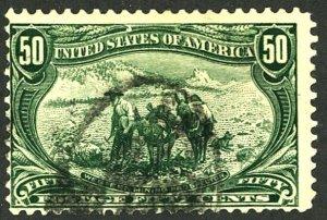U.S. #291 USED
