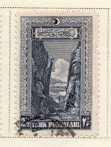 Turkey 1926 Early Issue Fine Used 2.5G. 091688