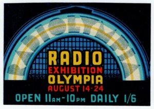 (I.B-CKK) Cinderella Collection : Radio Exhibition (Olympia)