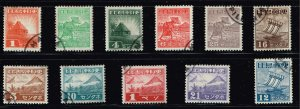 Philippines Stamp   1943 OCCUPATION  USED STAMPS COLLECTION LOT