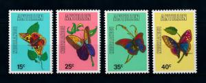 [71521] Netherlands Antilles Antillen 1978 Insects Butterflies  MNH