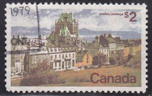Canada 601 Quebec City, Quebec 1972