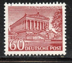 Berlin # 9N54, Mint Hinge. CV $ 15.00