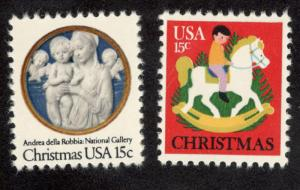 1768-1769 Christmas Set Of 2  Mint/nh FREE SHIPPING