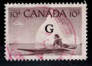 Canada Used Scott o39 Used official stamp