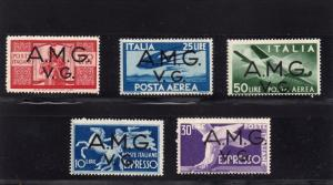 Beautiful Italy AMG-VG MNH Stamps